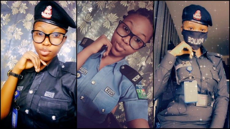 Young Man Begs Beautiful Police Officer To Arrest Him So He Could Spend Some Time With Her (photos)