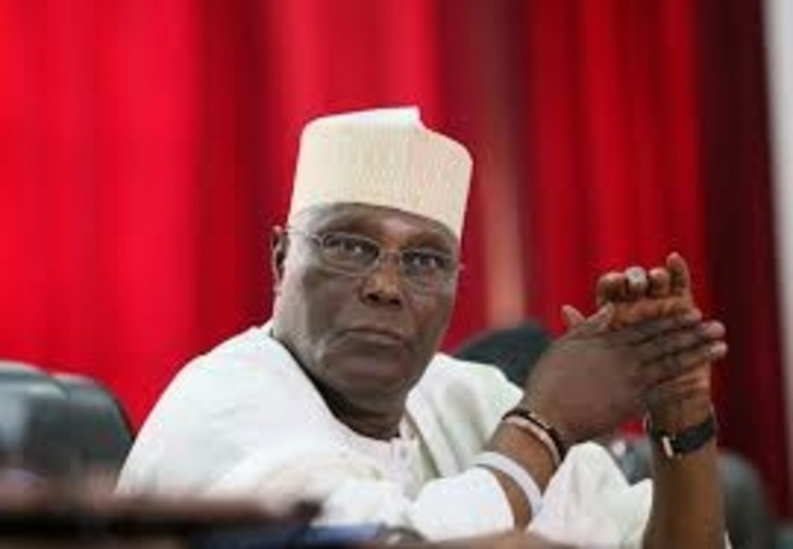 Atiku's Son Tested Positive For Corona Virus As He Begs For Prayer