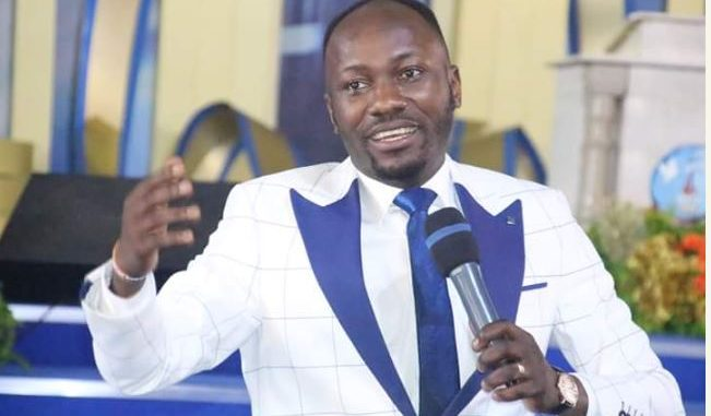Catholic Priest Blasts Apostle Suleman for Calling Pope Francis AntiChrist