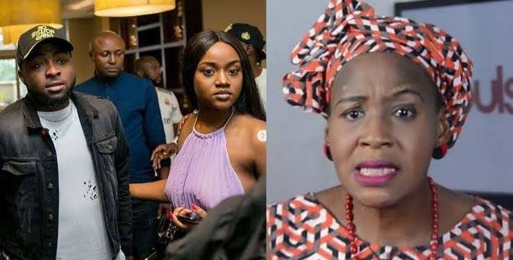 "Chioma Didn't Have Any COVID-19, Davido Only Chased Clout"" – Kemi Olunloyo"