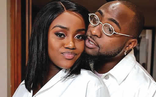 Chioma tests positive for COVID-19,Singer Davido's fiancée