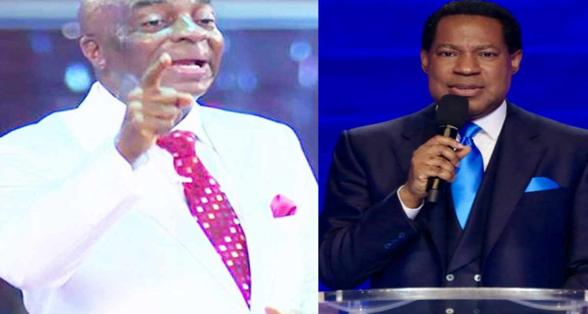 Opening Of Churches: FG Replies Bishop Oyedepo, Pst Chris