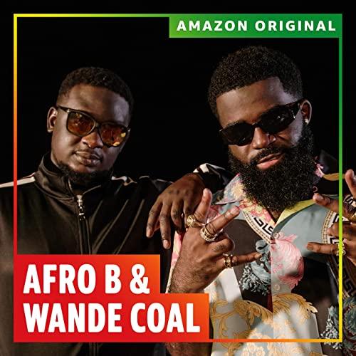 {MUSIC} Afro B ft Wande Coal & Team Salut – Amina