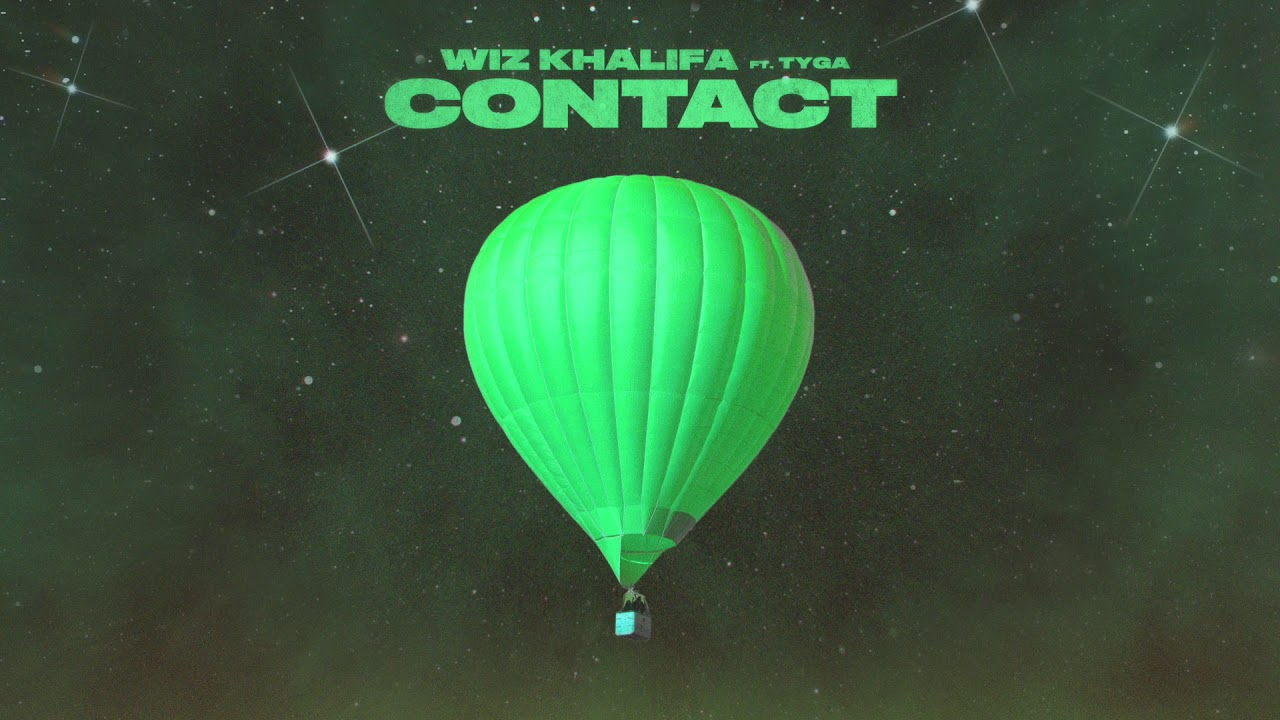 {MUSIC} Wiz Khalifa – Contact Ft. Tyga