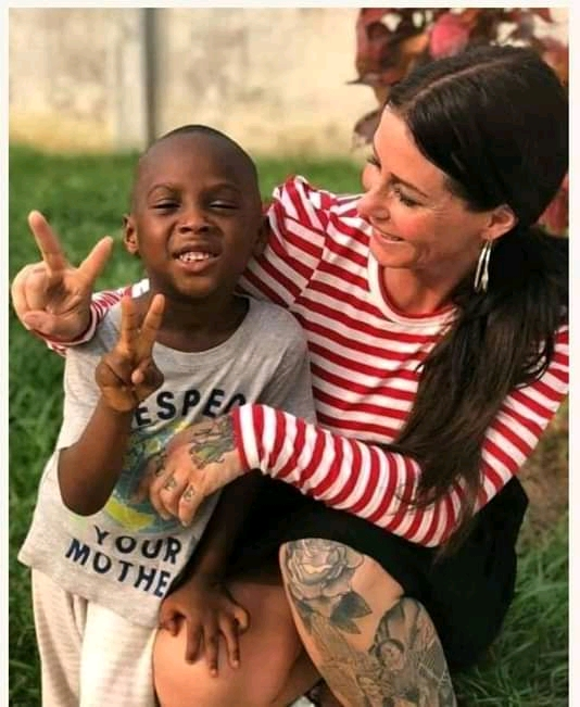 Remember The Sick Boy Called A Witch In Akwa Ibom, See His Recent Pictures After 4 Years