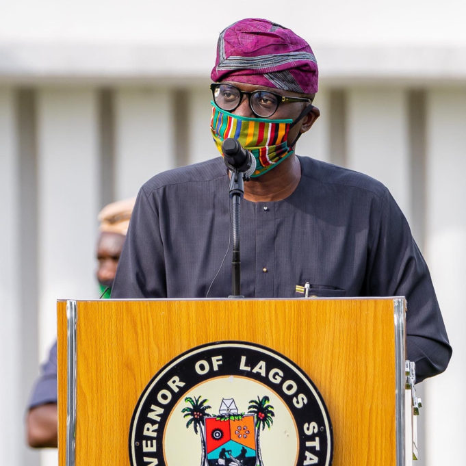 Sanwo-Olu Ready To Lockdown Lagos If Lagosians Continue To Violate Social Distancing
