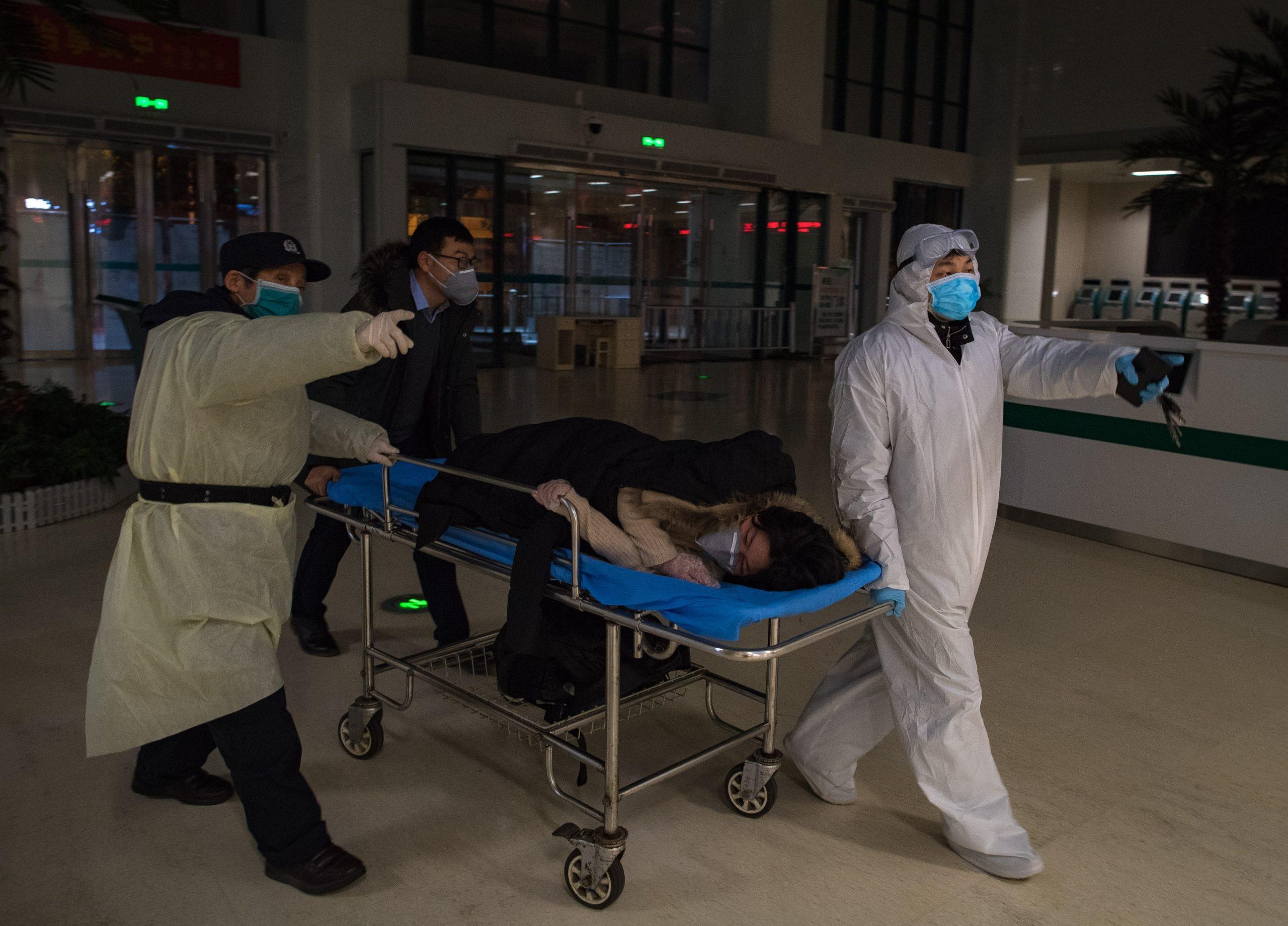 Update! Five Coronavirus Patients Discharged