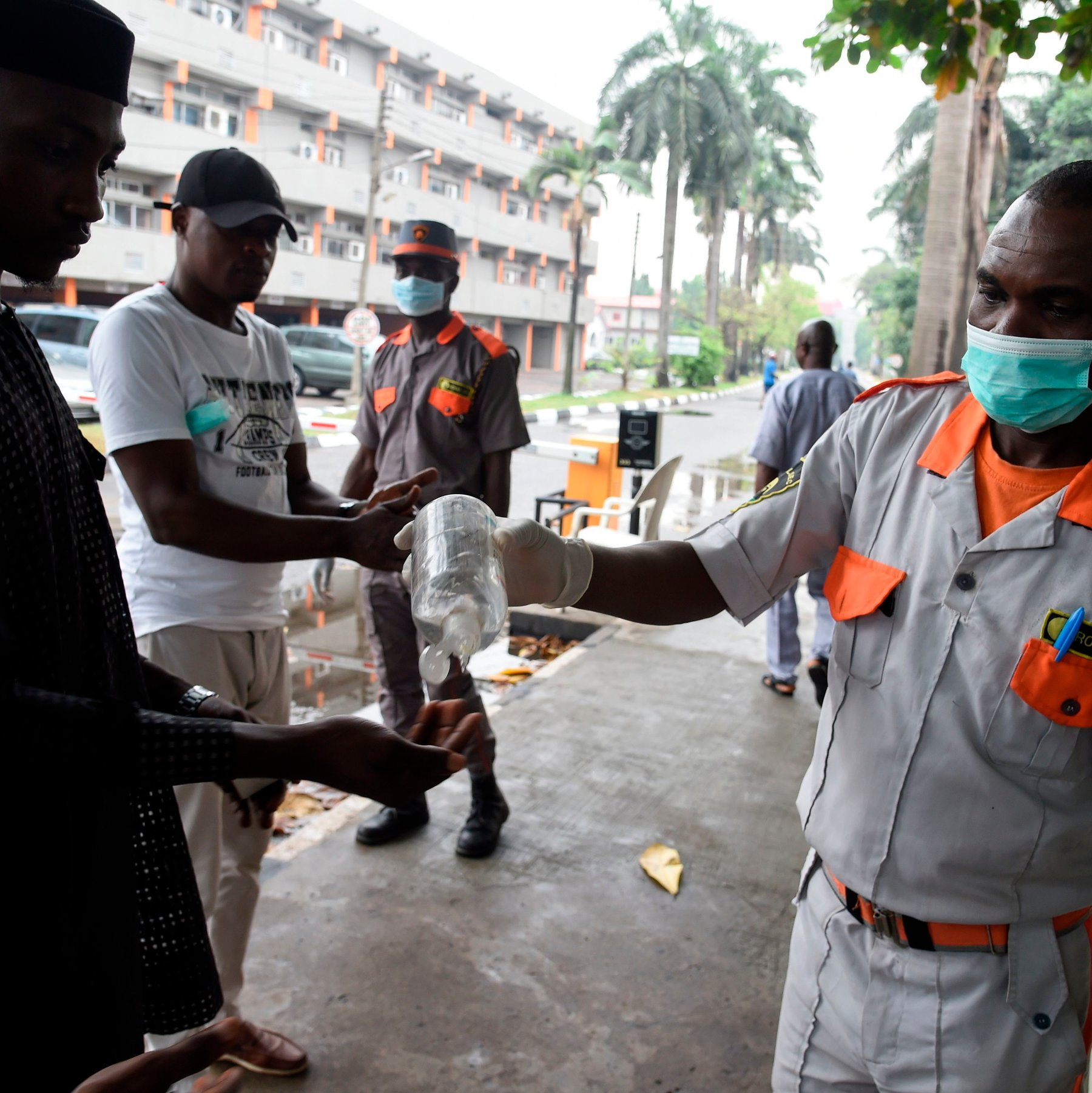 Update! Nigeria Records First Death From CoronaVirus