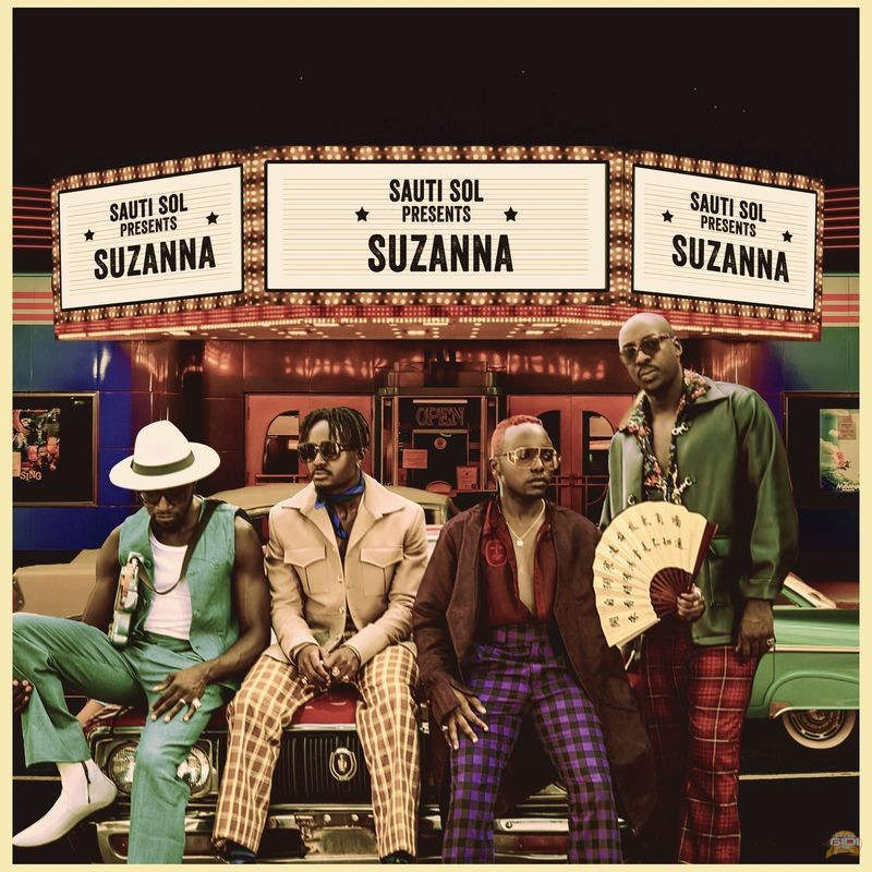 {VIDEO} Sauti Sol – Suzanna