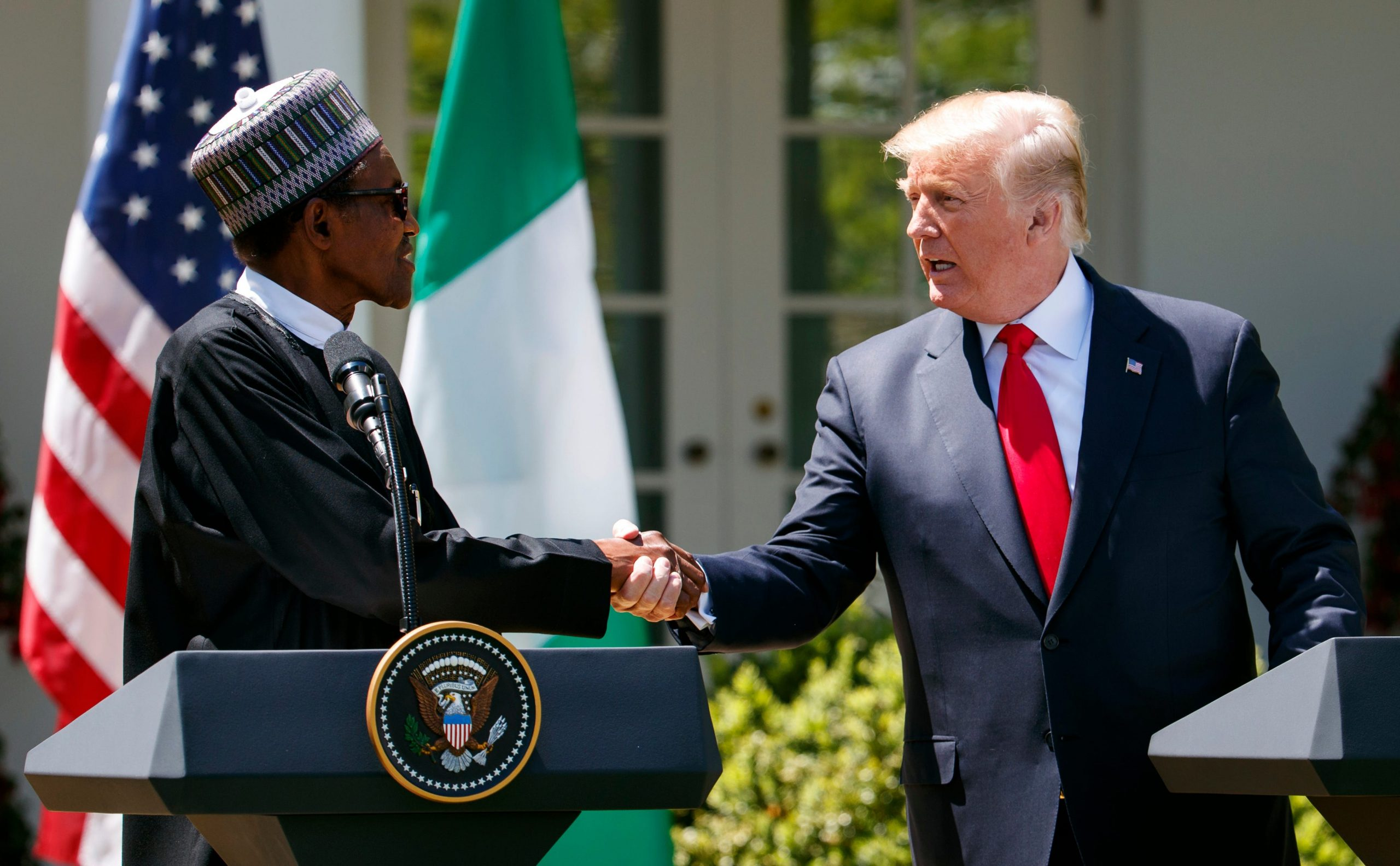 VISA BAN – Dont Punish Nigerians For Buhari's Bad Government – Atiku Pleads With Trump
