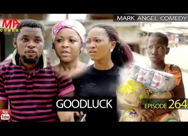 Comedy: Goodluck – Mark Angel Comedy