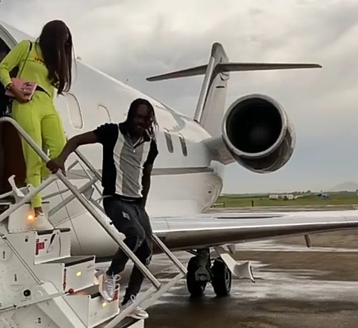 We Thought Naira Marley Was Fashola That's Why We Flew Him To Abuja – Exec Jets