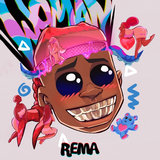 Music: Rema – Woman