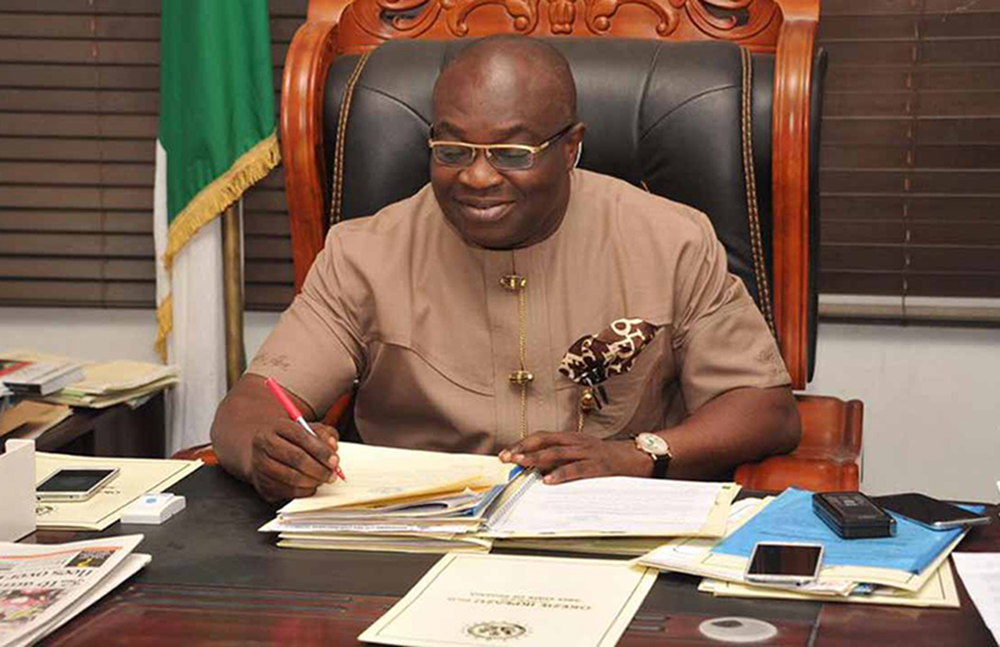 Abia State Governor Tests Positive To Coronavirus