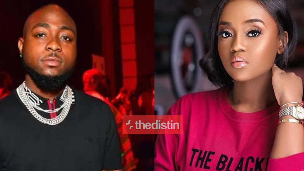 Davido Beats Chioma And Chased Her out Of Their Home (Video)