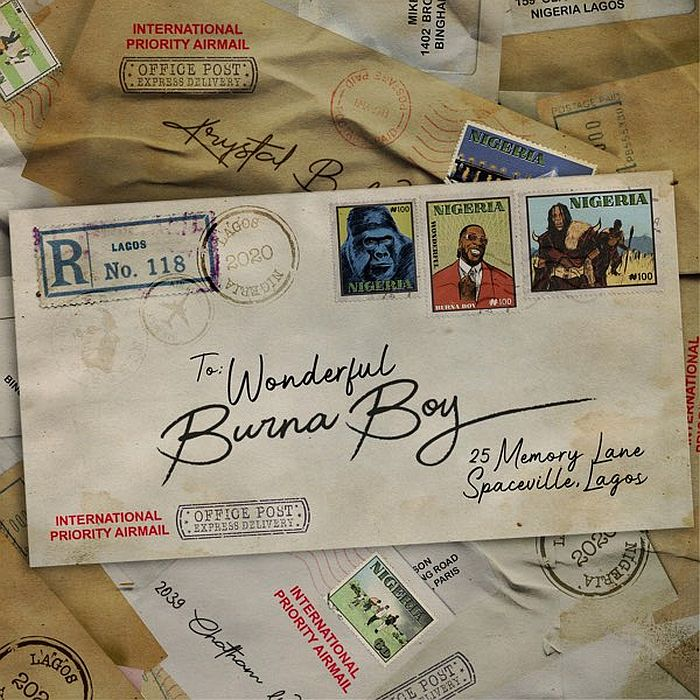Music: Burna Boy – Wonderful