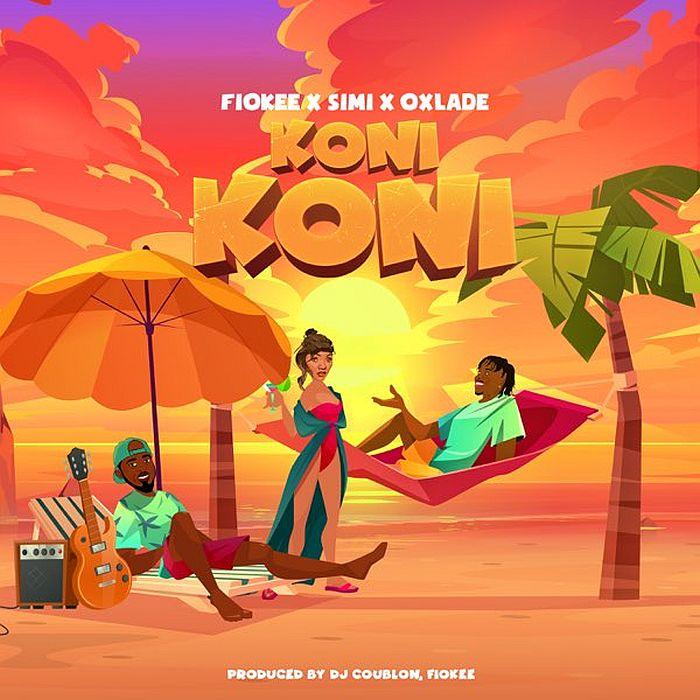 Music: Fiokee, Simi & Oxlade – Koni Koni