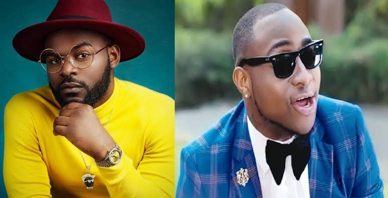 Falz can be the President of Nigeria, Am okay with VP - Davido