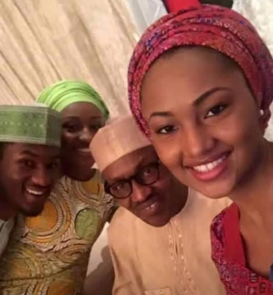 President Buhari is not Nigeria's problem – Zahra Buhari (Photos)