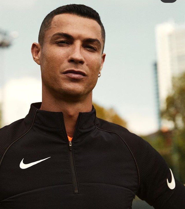 CR7 Test's Positive to Corona Virus