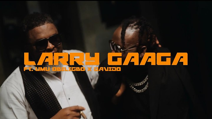 Multiple talented nigerian artist Songwriter producer popularly known Larry gaaga come through with brand new music video