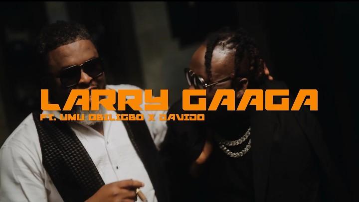 Video: Larry Gaaga – Doubting Thomas ft Umu Obiligbo & Davido