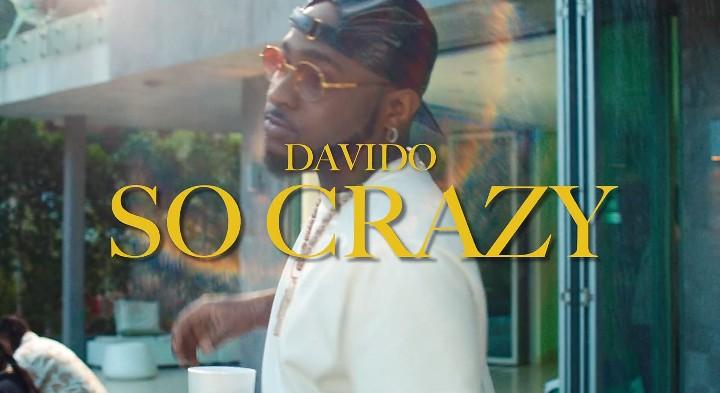 Video: Davido – So Crazy ft Lil Baby