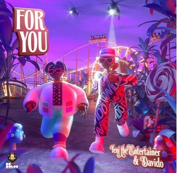 Download Music: Teni – For You ft. Davido