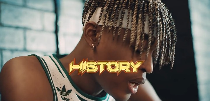 Download Video: Cheque -History Ft Fireboy DML